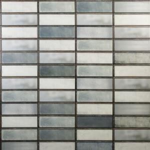 Ivy Hill Tile Piston Industrial Green 4 In X 12 In 7mm