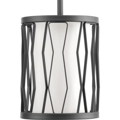 Wemberly Collection 1 -Light Graphite Pendant