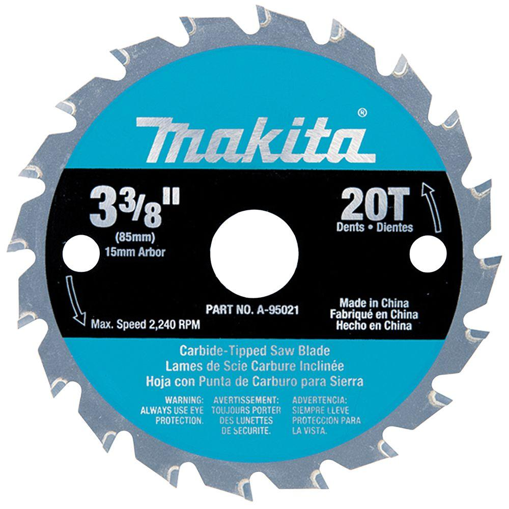 Makita 3 38 in 20 teeth carbide tipped circular saw blade for 20 teeth carbide tipped circular saw keyboard keysfo Image collections
