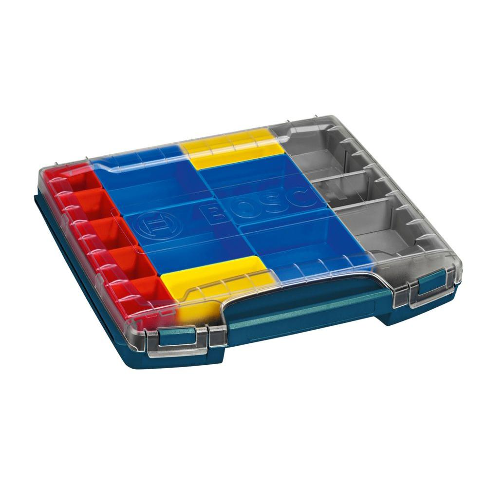 14.25 in. x 12.5 in. x 2.25 in. Thin Multi-Colored Drawer