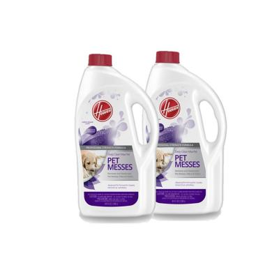 Hoover Renewal 128 Oz Carpet Cleaning Solution Ah30932 The Home Depot