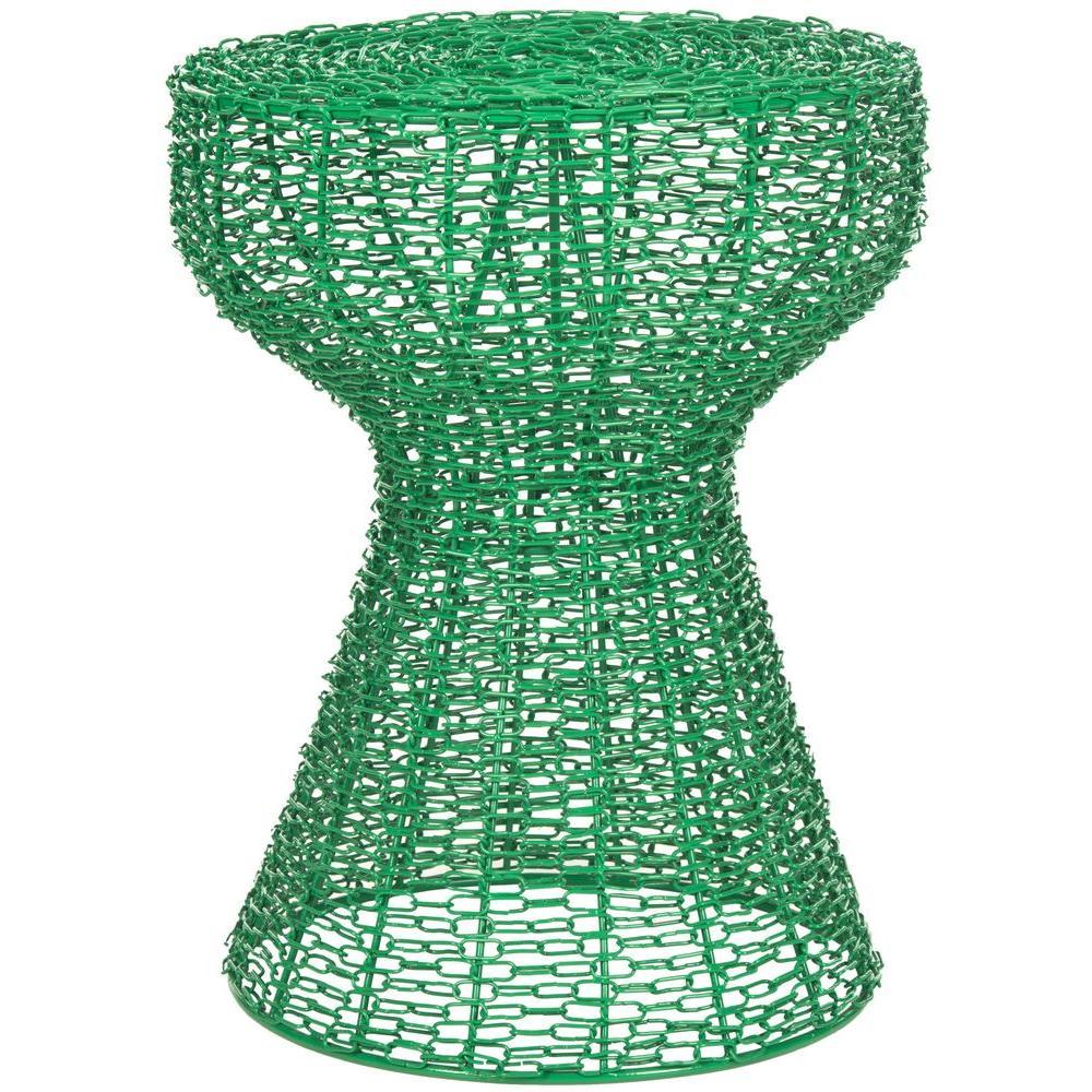 Tabitha Green End Table