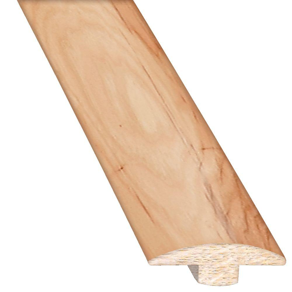Heritage Mill Vintage Hickory Natural 5/8 in. Thick x 2 in. Wide x 78 in. Length Hardwood T-Molding