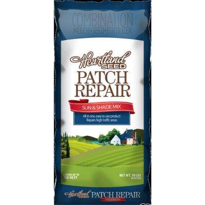 10 lb. Sun and Shade Grass Patch Mix