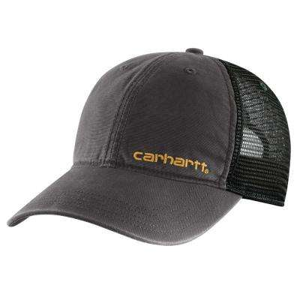 Men's OFA Black Cotton Brandt Cap