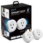 Smart Plug Smart Socket for Alexa and The Google Assistant - No Hub Required (2-Pack)