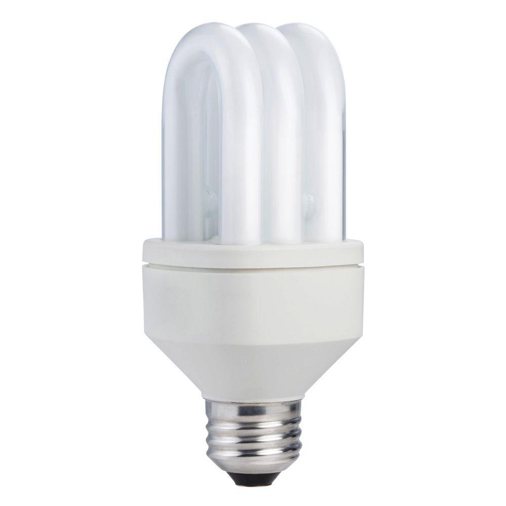 Philips 60W Equivalent Soft White (2700K) SLS Triple Tube CFL Light Bulb
