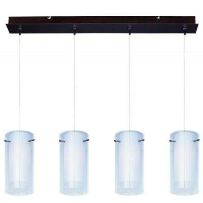 Frost 4-Light RapidJack Pendant and Canopy