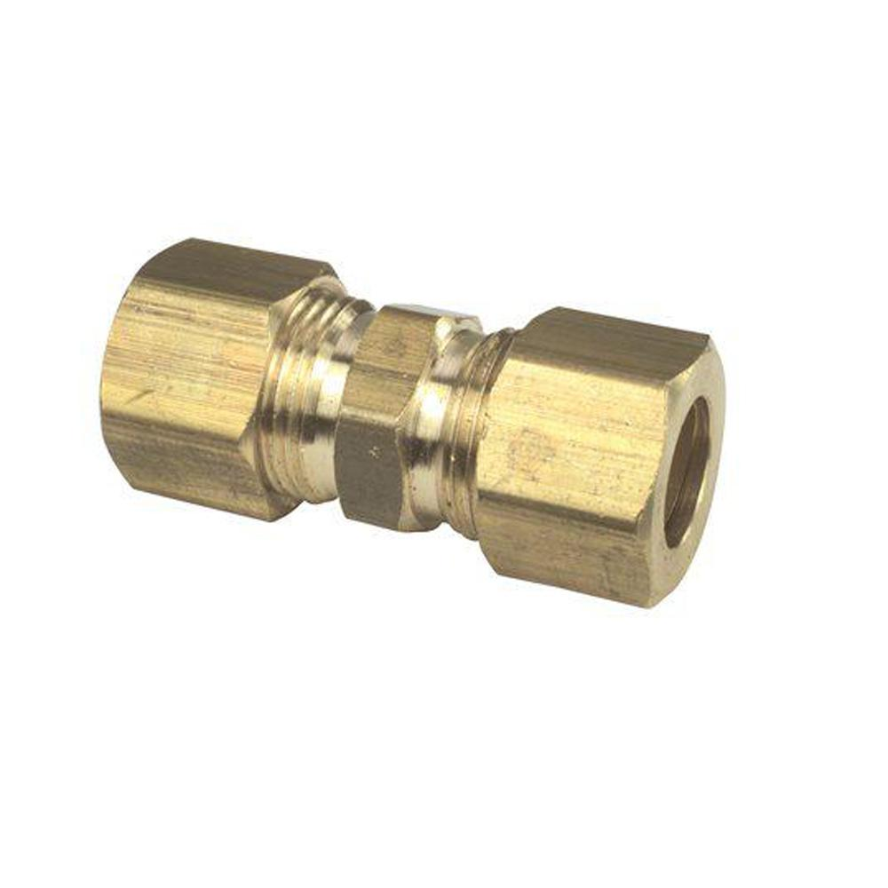 """1//4/"""" Union Brass Fittings Compression Fittings  Brand new"""