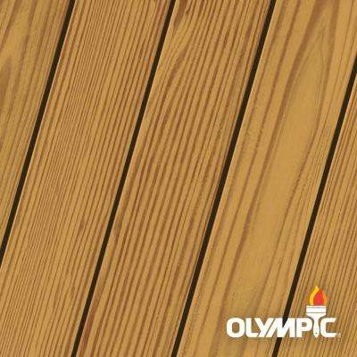 Elite 1-qt. Mountain Cedar Woodland Oil Transparent Advanced Exterior Stain and Sealant in One