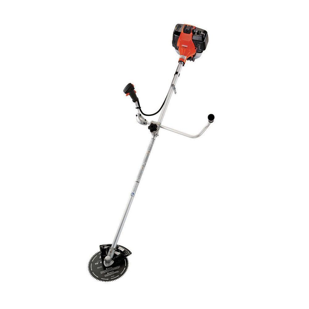 Echo 10 in straight shaft gas brush cutter srm 410u the home depot echo 10 in straight shaft gas brush cutter greentooth Choice Image