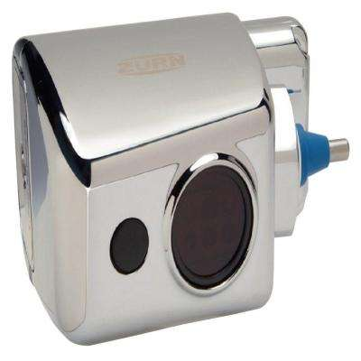 EZ Flush Valve with Chrome Plated Metal Covers
