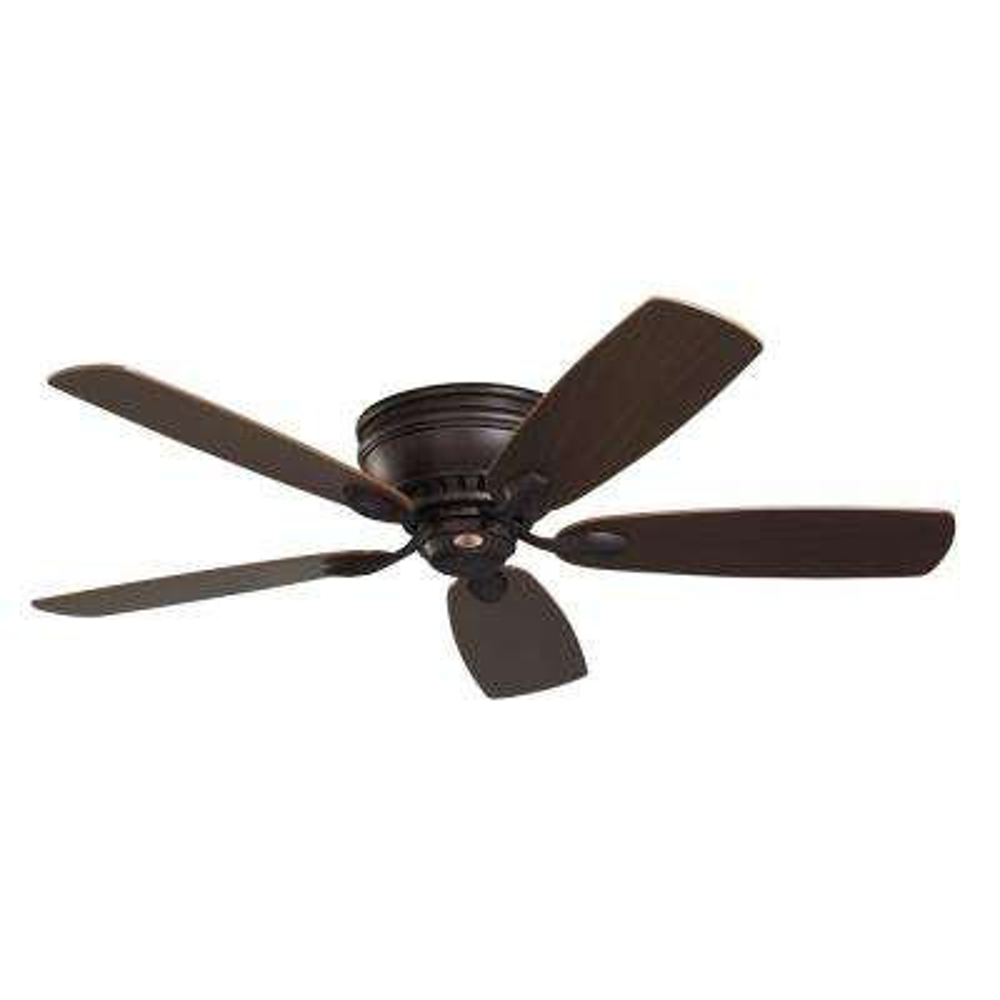 Prima Snugger 52 in. LED Oil Rubbed Bronze Ceiling Fan