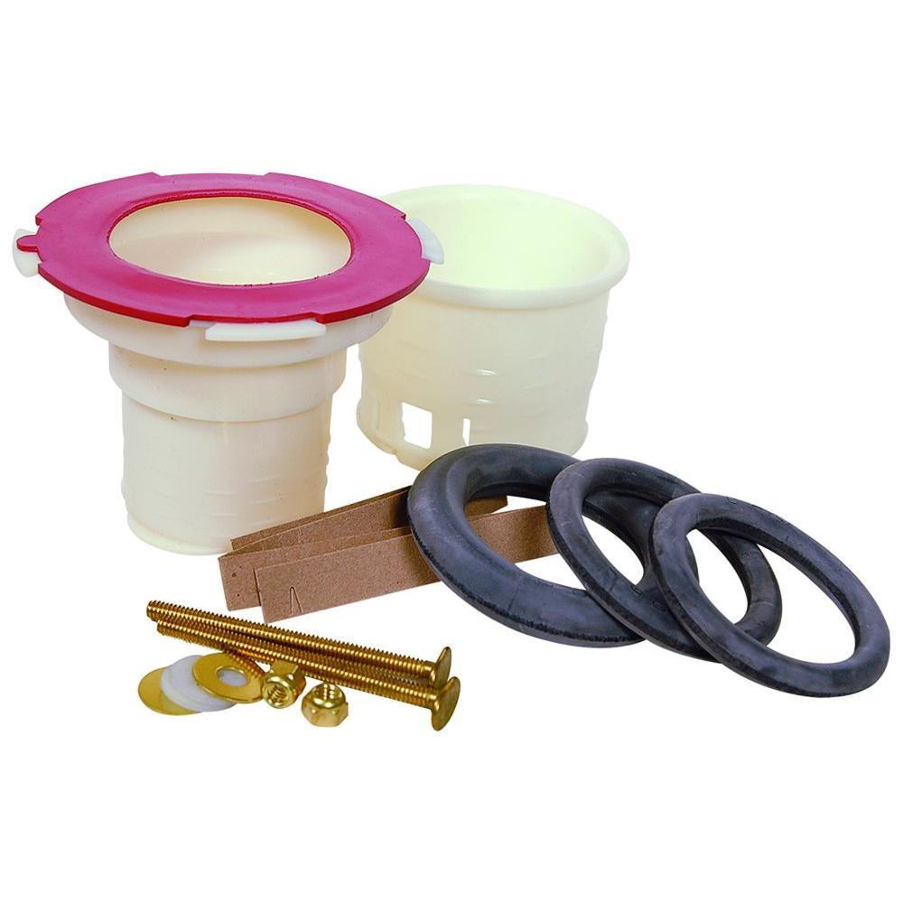 Fluidmaster Wax-Free Toilet Bowl Gasket