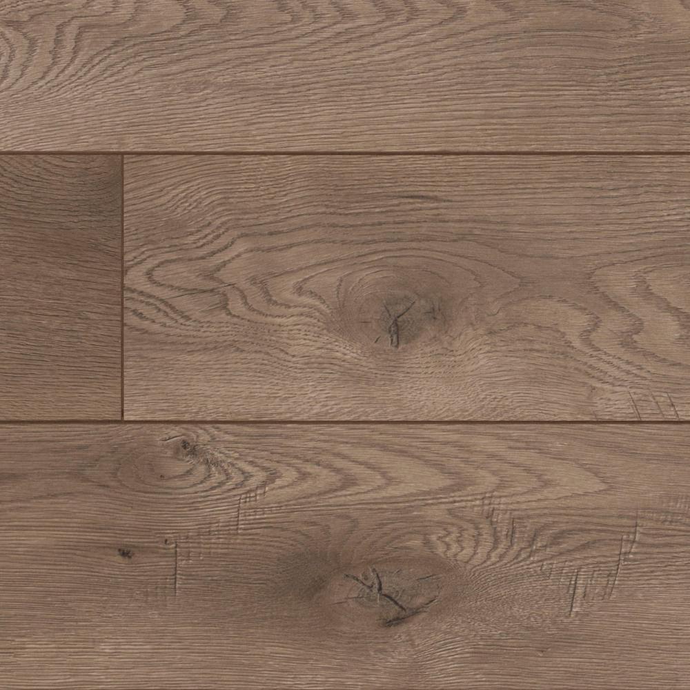 Trafficmaster Anniston Oak 7 Mm Thick X, Wide Board Laminate Flooring
