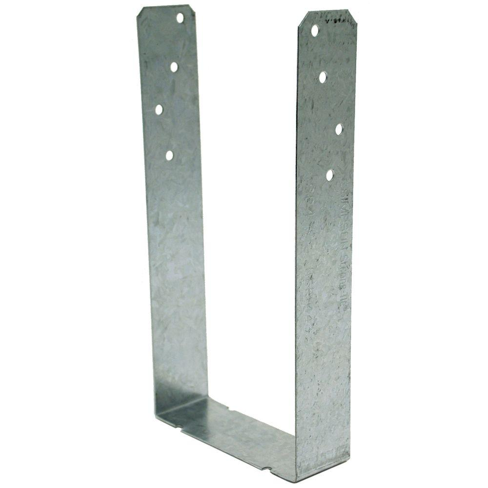 """3/"""" x 7/"""" Tie Plate 10 Pack Simpson Strong Tie  G90"""