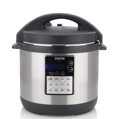 LUX EDGE 4 Qt. in Stainless Steel