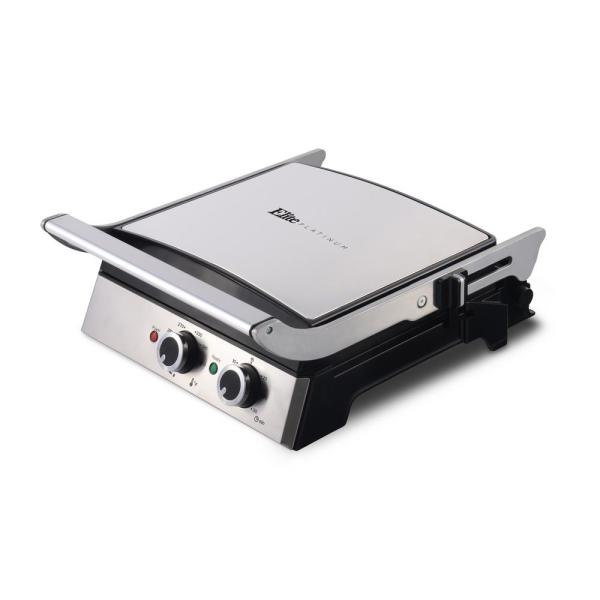 60d0c609022 Elite Electric Grill and Griddle EGL-139 - The Home Depot