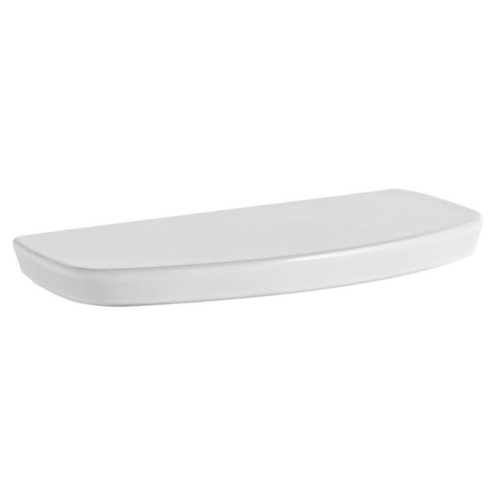 Studio Cadet Toilet Tank Cover in White