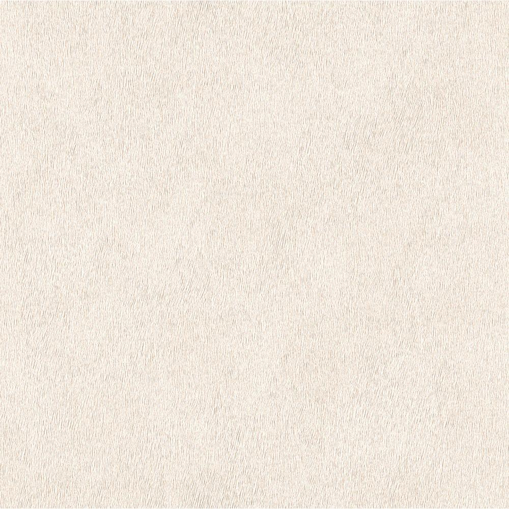 Washington Wallcoverings Eggshell White Fur Like Textured