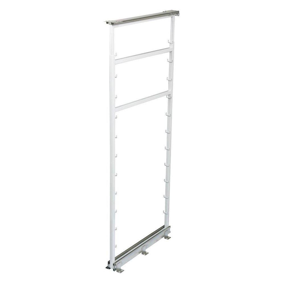 Knape & Vogt 53.38 in. x 3.81 in. x 22.25 in. Pantry Roll Out