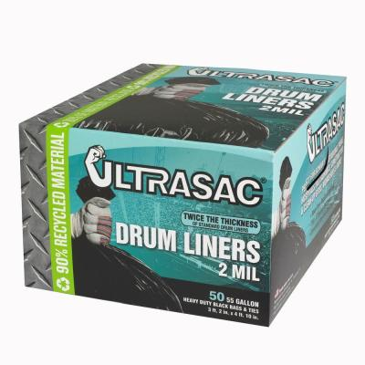 55 Gal. Drum Liner Trash Bags (50 Count)