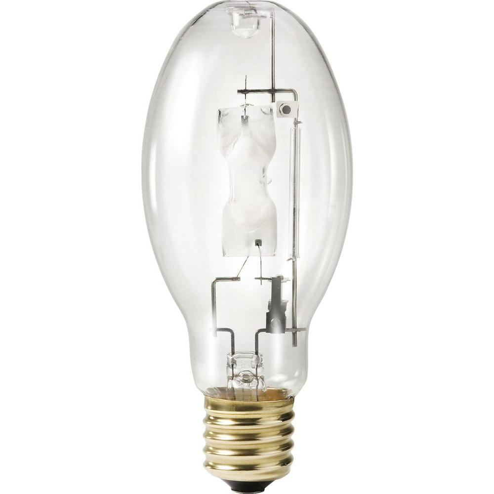 Philips 250 Watt Ed28 Metal Halide Switch Start Hid Light Bulb 12 Pack 274845 The Home Depot