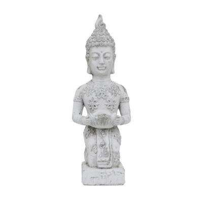 16.25 in. Buddha - Candle Holder