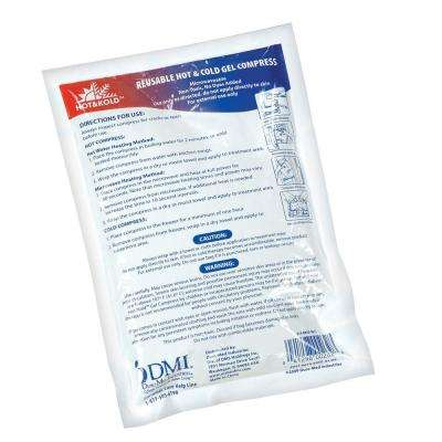 Hot and cold Reusable Gel Compress Small (24 per Pack)