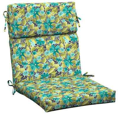 hampton bay - tropical - outdoor chair cushions - outdoor cushions