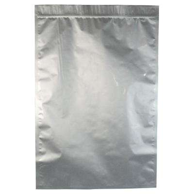 20 in. x 30 in. Aluminized Moisture Barrier & Static Shielding Zipper Bags with 10 g. Silica Gel Packets (10-Pack)