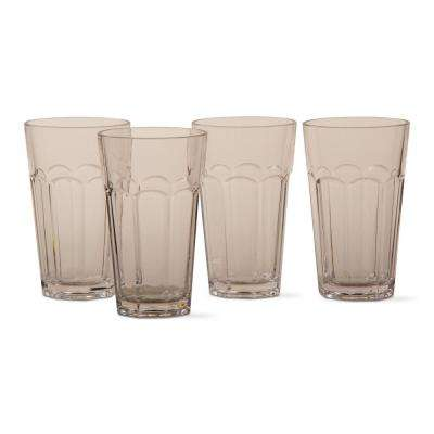 Acrylic 16 oz. Tumbler Set (4-Pack)