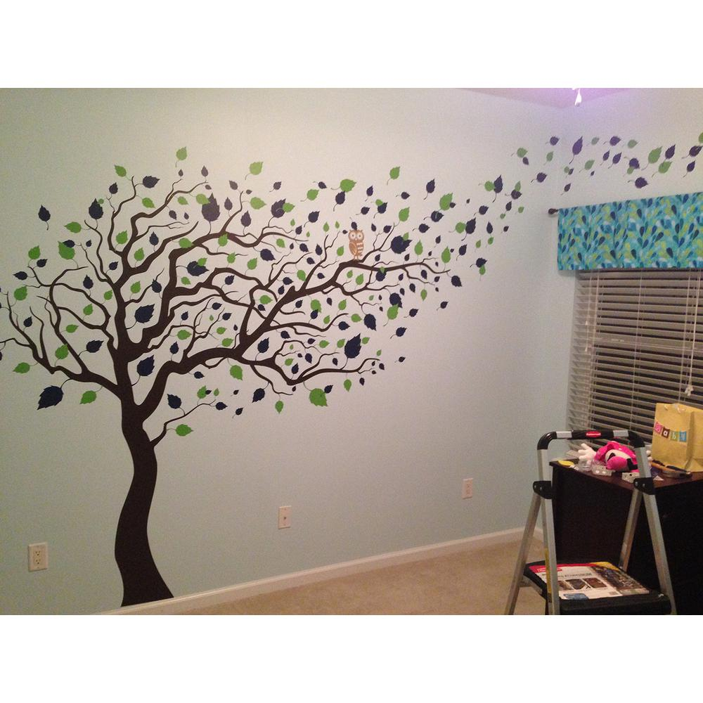 Blowing In The Wind Tree Removable Wall
