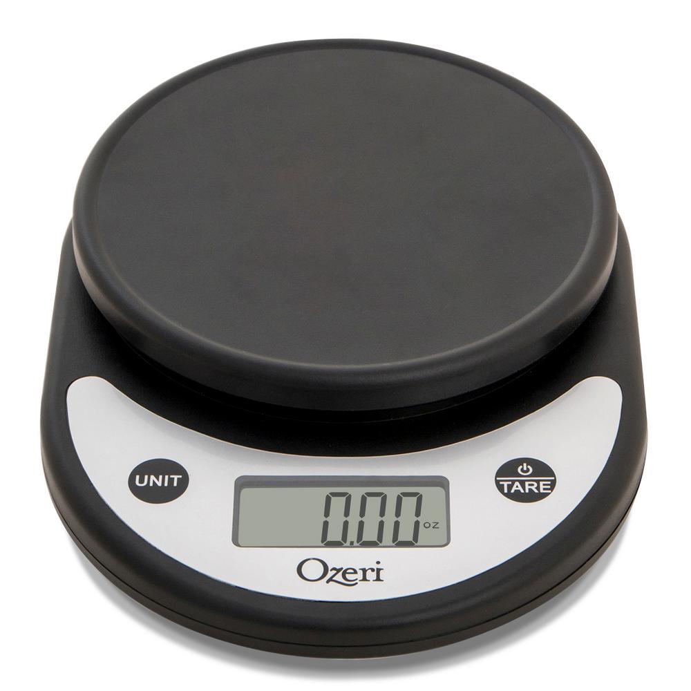 Ozeri Pronto Digital Food Scale-ZK14-AB - The Home Depot