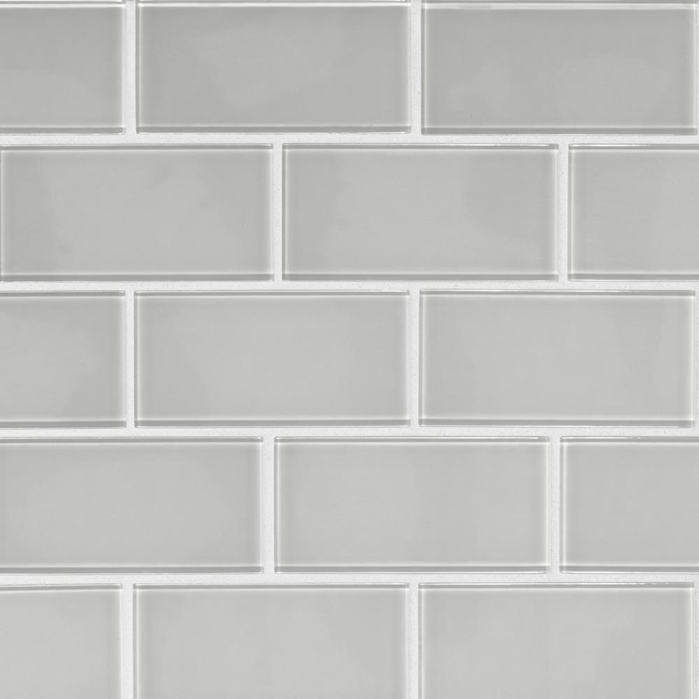 X 6 In 8mm Glossy Gl Wall Tile
