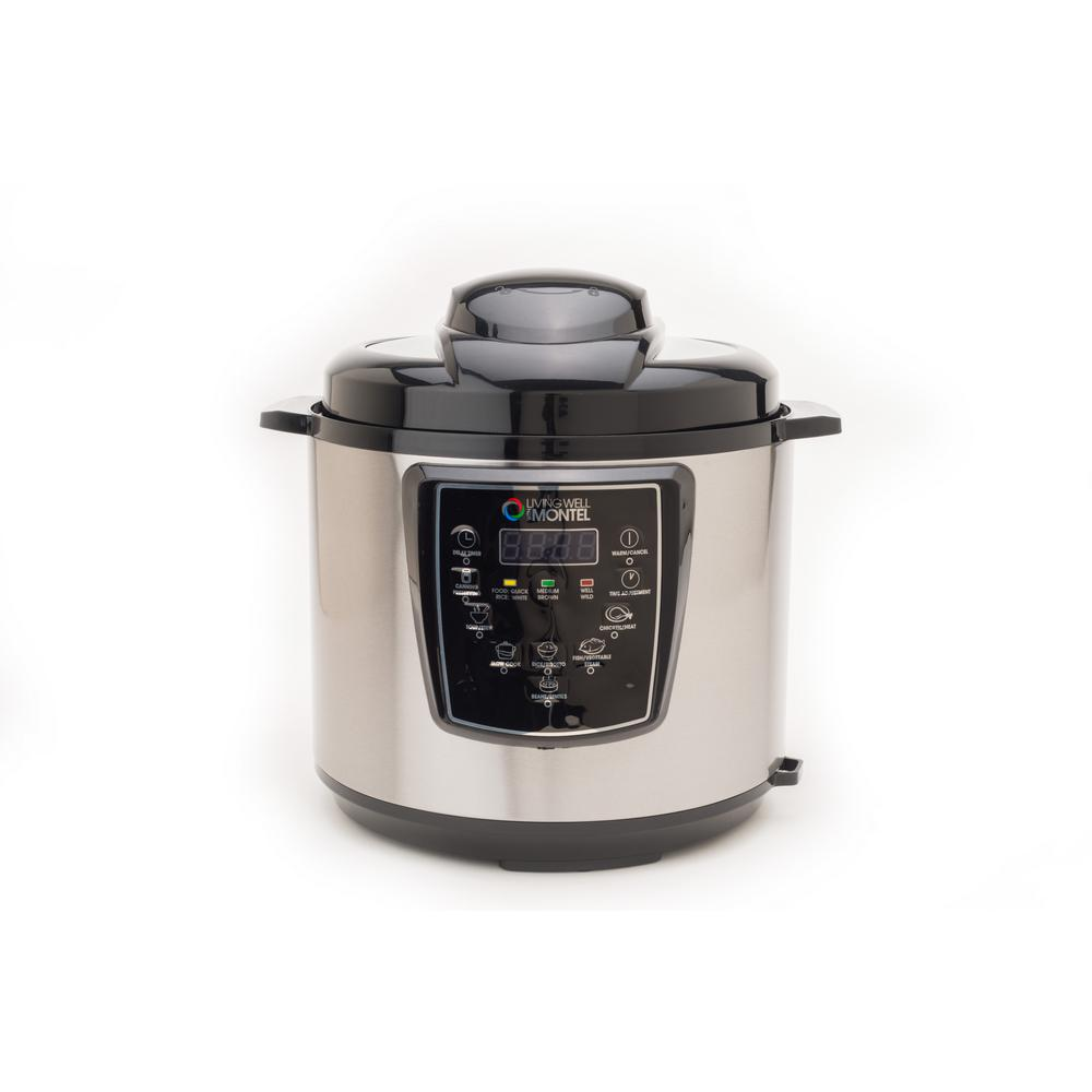 6 Qt. Pressure Cooker
