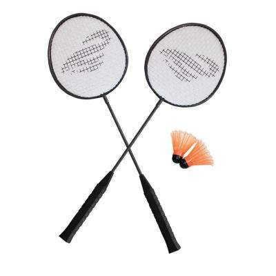 2-Player Badminton Racket Set