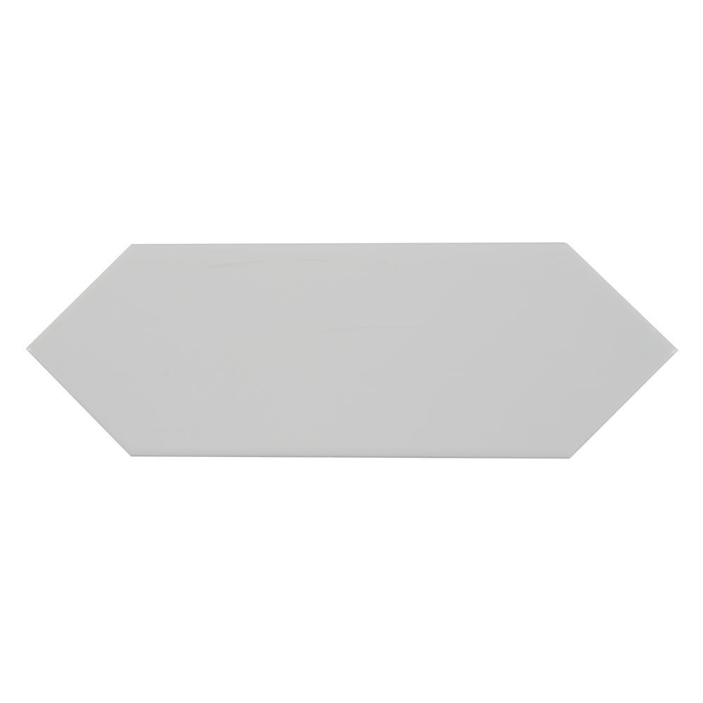 MSI Bianco Picket 2.99 in. x 9.05 in. Glazed Ceramic Wall Tile (17.36 sq. ft. / case)