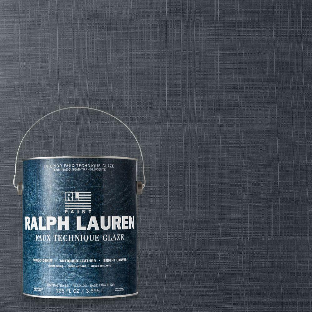 Ralph Lauren 1-gal. Westport Blue Indigo Denim Specialty Finish Interior Paint