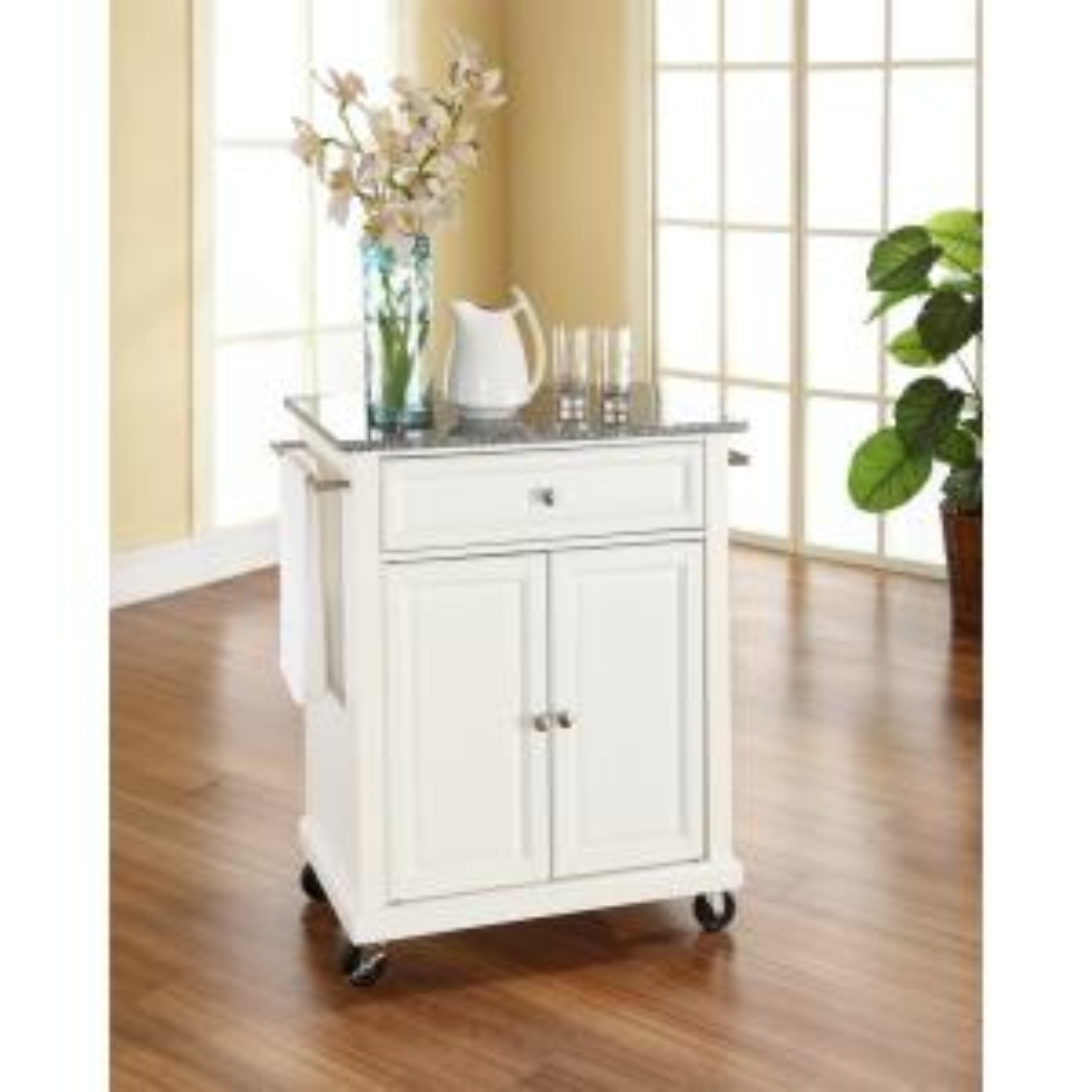 Perfect Internet #204461543. +2. Crosley White Kitchen Cart ...
