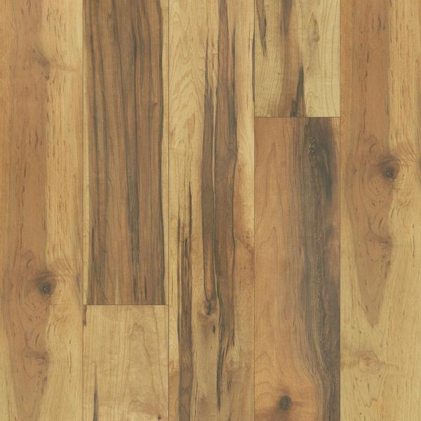 Outlast+ Waterproof Natural Spalted Maple 10 mm T x 5.23 in. W x 47.24 in. L Laminate Flooring (13.74 sq. ft. / case)