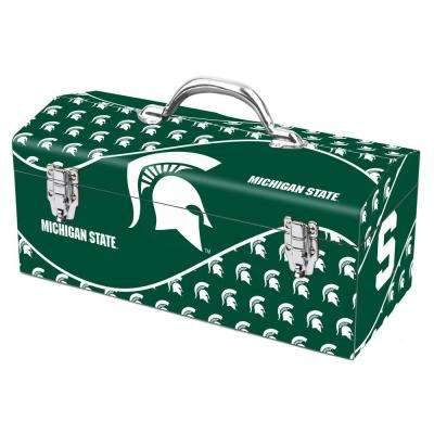 16 in. Michigan State University Art Tool Box