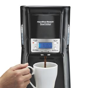 Hamilton Beach Brewstation 12 Cup Dispensing Coffee Maker With