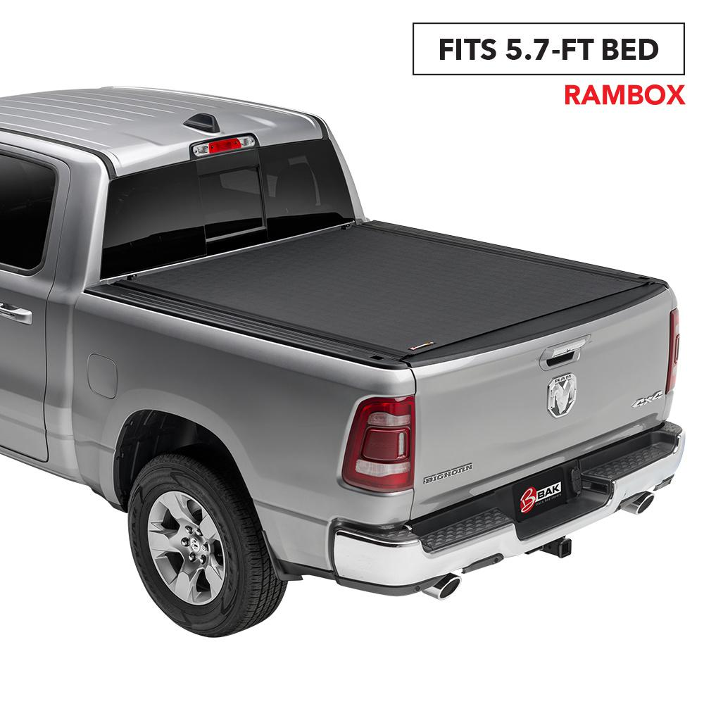 Bak Industries Revolver X4 Tonneau Cover For 19 New Body Style