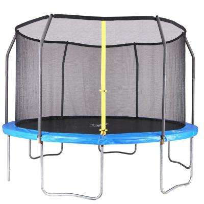 15 ft. Backyard Trampoline with Enclosure Net