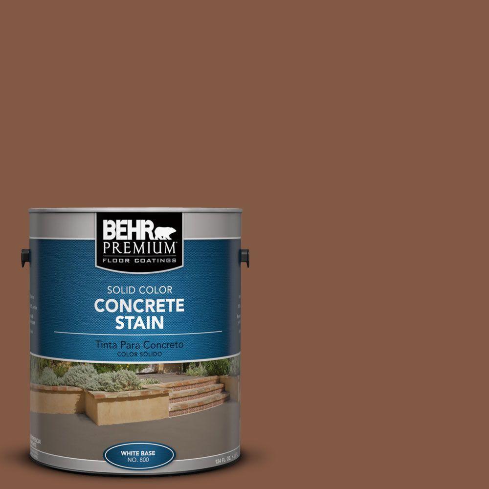 1 gal. #PFC-20 Coronado Solid Color Interior/Exterior Concrete Stain