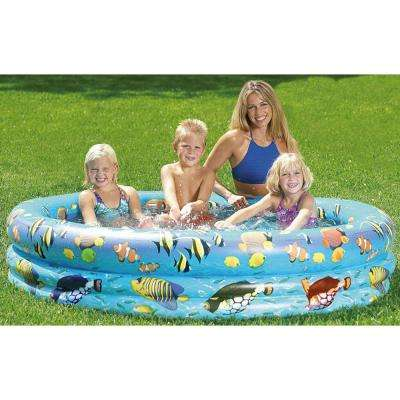 Aquarium Inflatable Pool