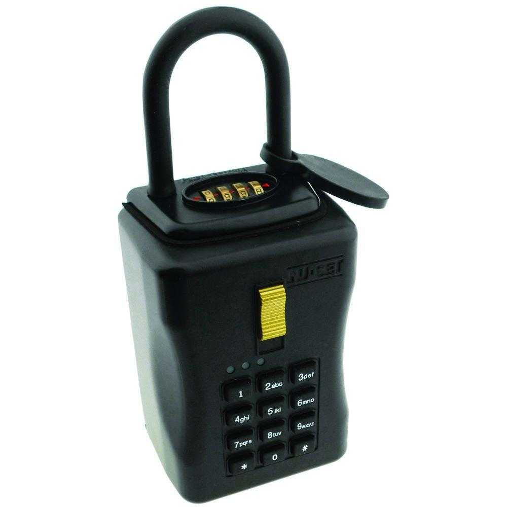Smart-Box Electronic Lockbox Key Storage Lock Box