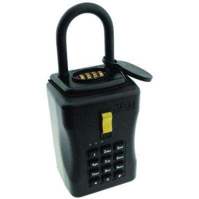 Smart-Box Electronic Lockbox Key Storage Lock Box