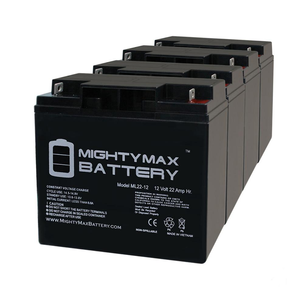 12V 1 AMP CHARGER Mighty Max ML7-12 12Volt 7.2 AH REPLACEMENT FOR SLA BATTERY